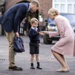 Policja w szkole synka księżnej Kate i księcia Williama! Mogło dojść do tragedii!