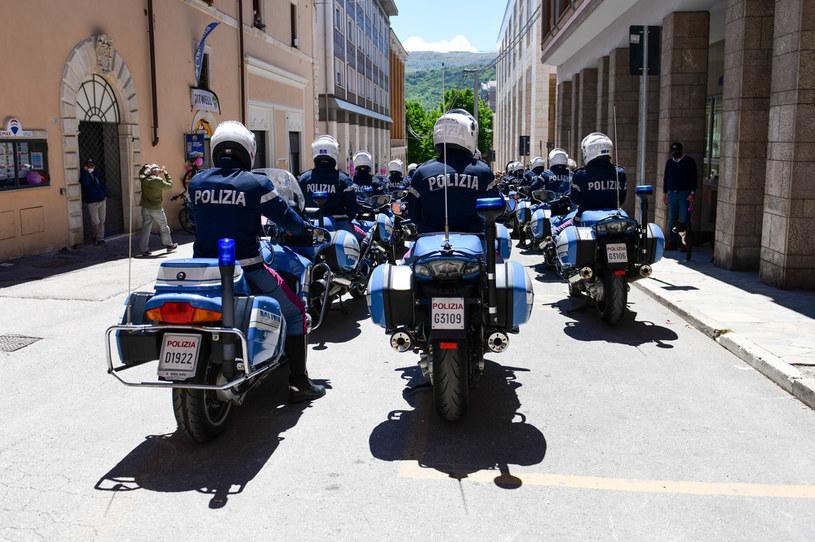 Policja we Włoszech /NurPhoto /Getty Images
