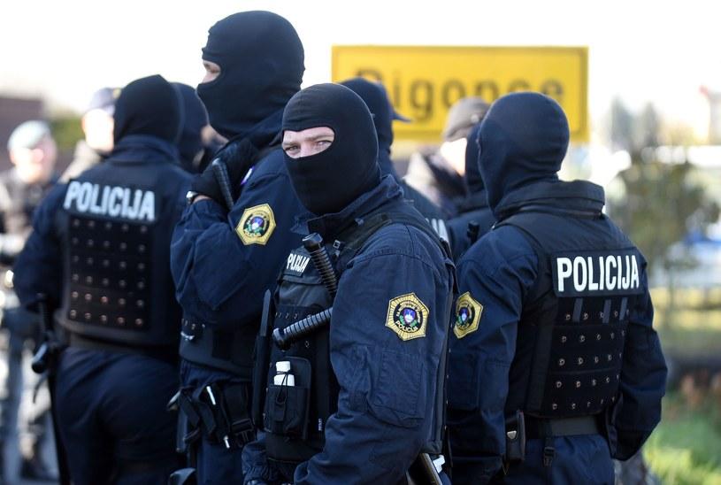 Policja węgierska zatrzymała dwóch Brytyjczyków /AFP
