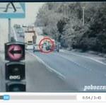 Policja: Wideo przekłamuje