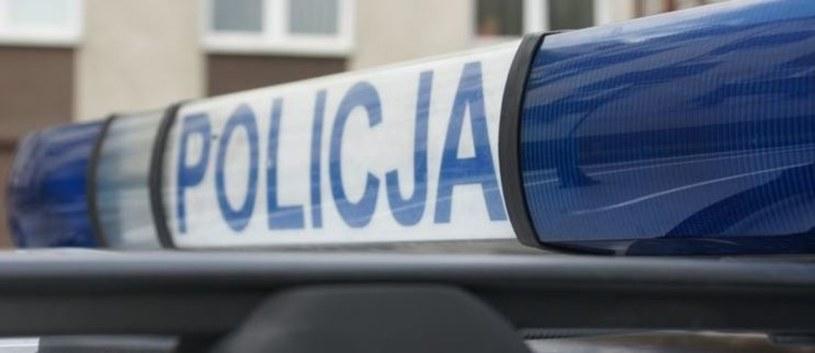 Policja wyjaśnia okoliczności wypadku /RMF FM