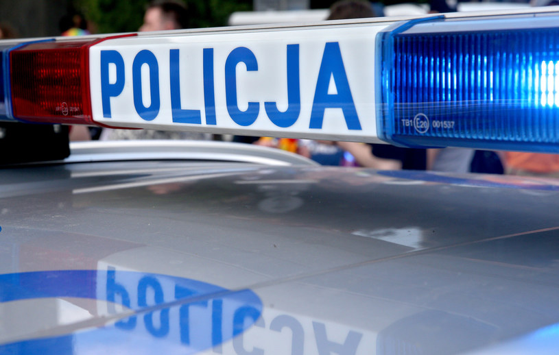 Policja wyjaśnia okoliczności zdarzenia, zdj. ilustracyjne /Damian Klamka /East News