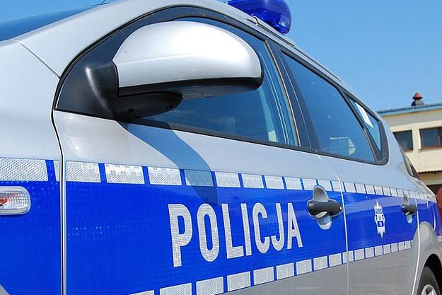Policja wyjaśnia przyczyny wypadku /Policja