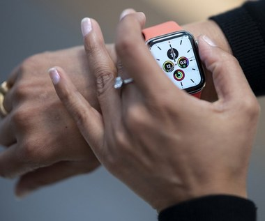 Policja wytropiła kobietę dzięki jej Apple Watchowi