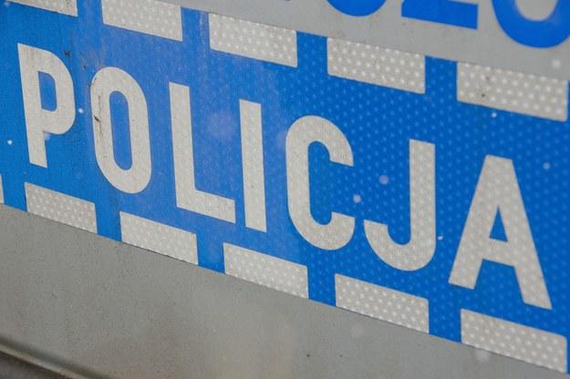 Policja wytyczyła objazdy /LUKASZ GRUDNIEWSKI /East News