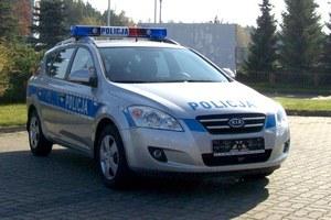 Policja z klimą i w dieslu