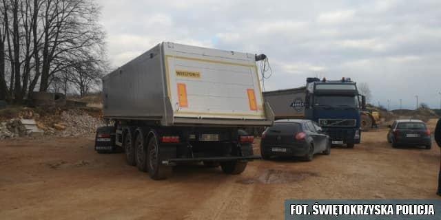 Policja zabezpieczyła 55 ton niebezpiecznych odpadów /Policja