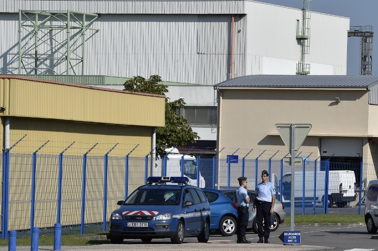 Policja zatrzymała 10 podejrzanych; zdj. ilustracyjne /PASCAL PAVANI / AFP /AFP