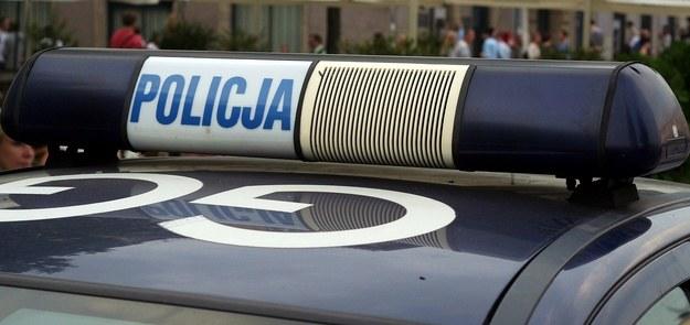 Policja zatrzymała 28-latka /RMF FM