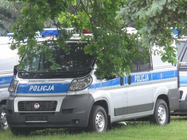 Policja zatrzymała dwóch sprawców napadu na kantor /RMF