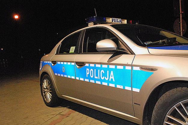 Policja zatrzymała mężczyznę kilkadziesiąt minut po tragedii /Policja
