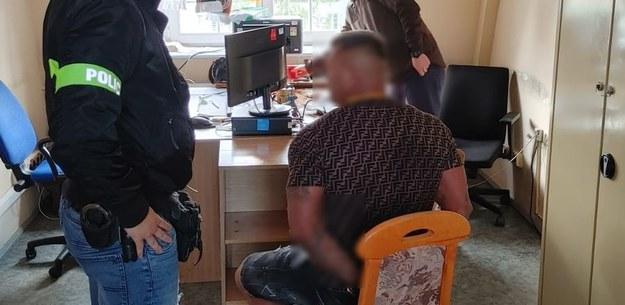 Policja zatrzymała pięciu mężczyzn ws. bójki przed finałem Ligi Europy /policja.gov.pl /
