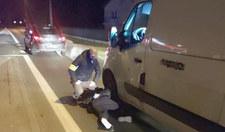 Policja zatrzymała podejrzanych o kradzież busów