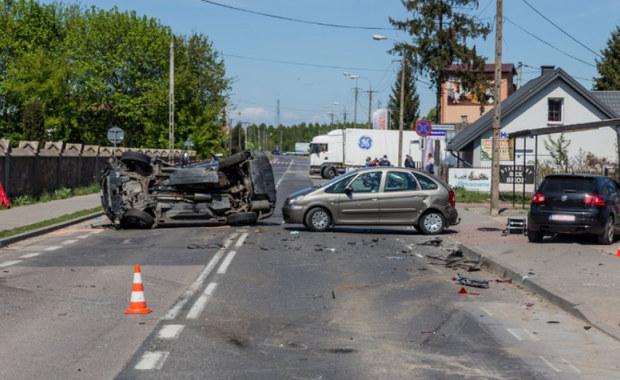 Policja zatrzymała podejrzewanego o spowodowanie serii śmiertelnych wypadków w Ostrowi Mazowieckiej