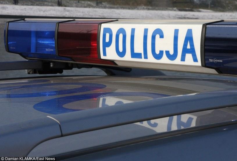 Policja zatrzymała sprawcę, to 17-latek; zdj. ilustracyjne /Damian Klamka /East News
