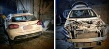 Policja zatrzymała złodziei luksusowych aut