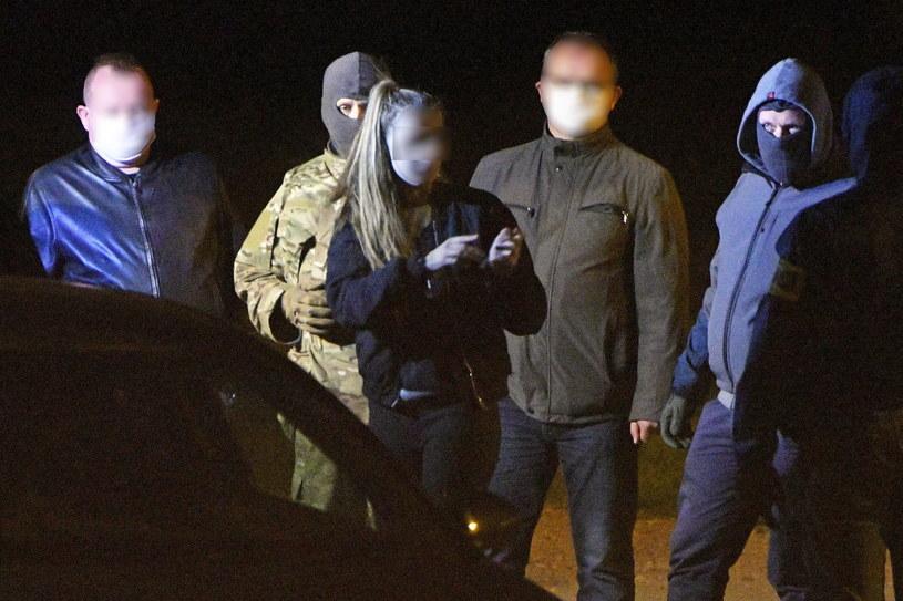 Policja zatrzymana siedem osób związanych ze sprawą, w tym trójkę nieletnich /MAREK KUDELSKI/AGENCJA SE /East News