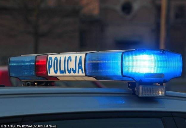 Policja; zdj. ilustracyjne /Stanisław Kowalczuk /East News
