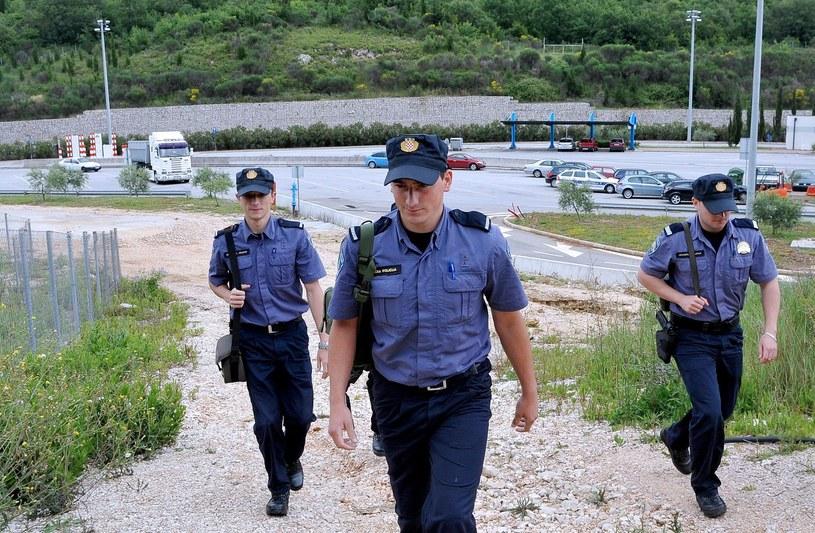 Policja, zdj. ilustracyjne /ELVIS BARUKCIC /AFP