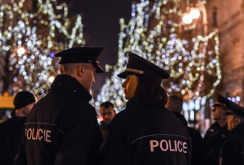 Policja, zdj. ilustracyjne /FILIP SINGER /PAP/EPA