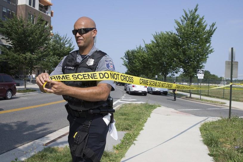 Policja, zdj. ilustracyjne /MICHAEL REYNOLDS    /PAP/EPA