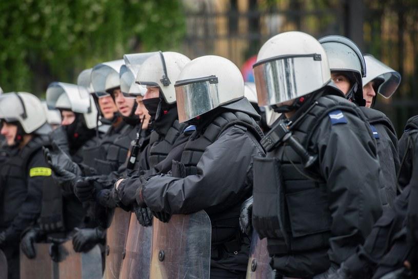Policja; zdj. ilustracyjne /Łukasz Piecyk /Reporter