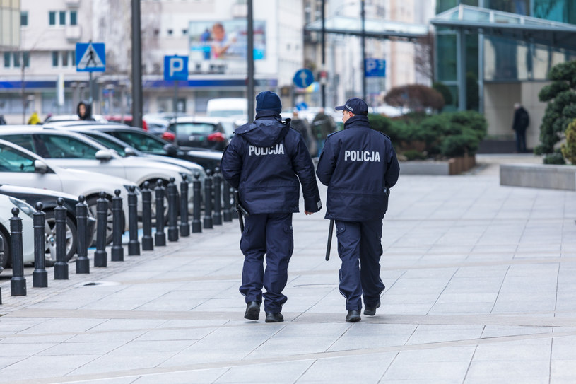 Policja; zdj. ilustracyjne /ARKADIUSZ ZIOLEK /East News