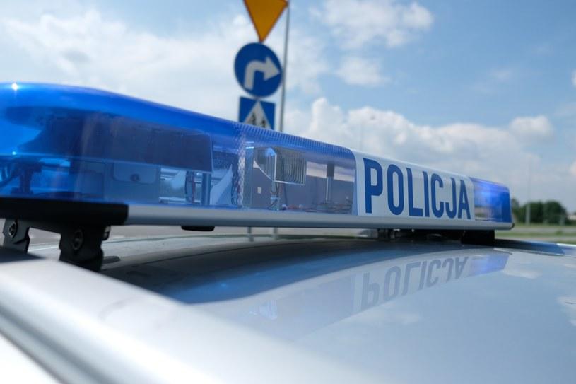Policja, zdjęcie ilustracyjne /Łukasz Solski /East News