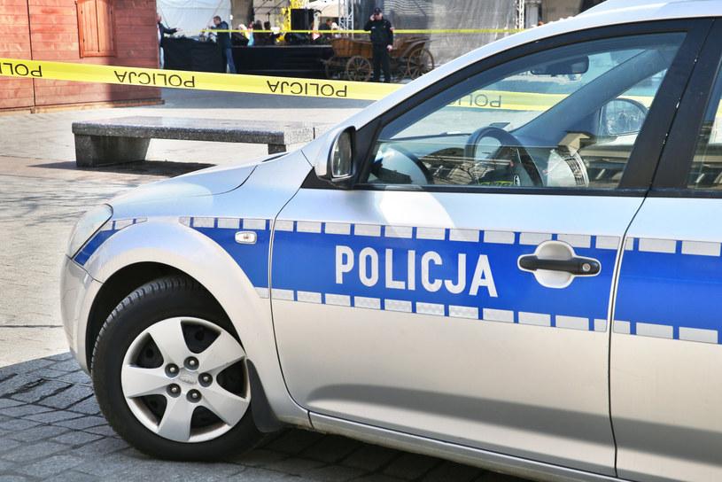 Policja, zdjęcie ilustracyjne /Damian Klamka /East News