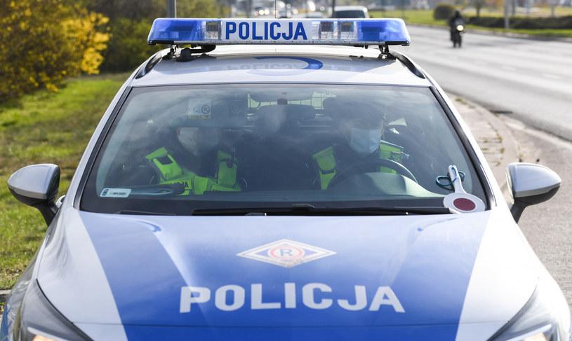 Policja, zdjęcie ilustracyjne /Pawel Skraba /Reporter