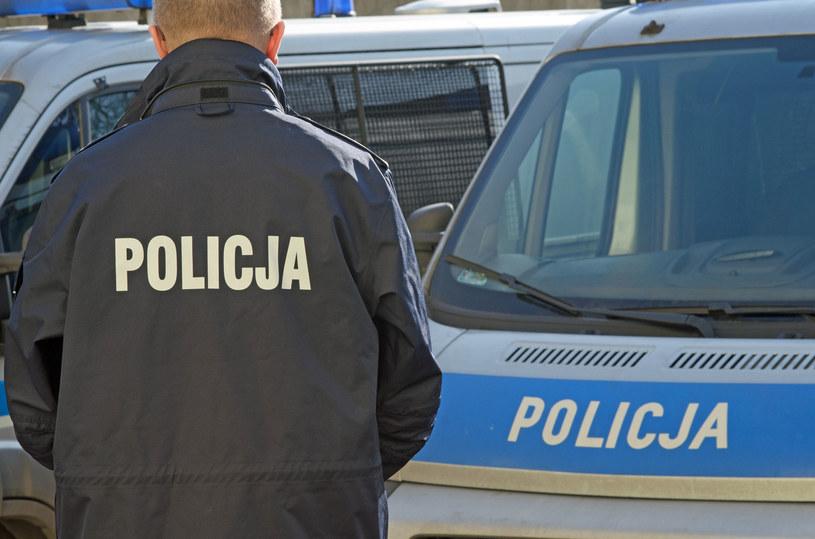 policja /123RF/PICSEL