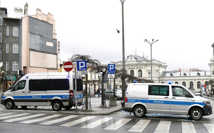 Policja /Darek Delmanowicz /PAP