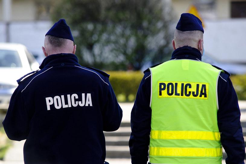 Policja /Stanislaw Bielski/REPORTER /Reporter