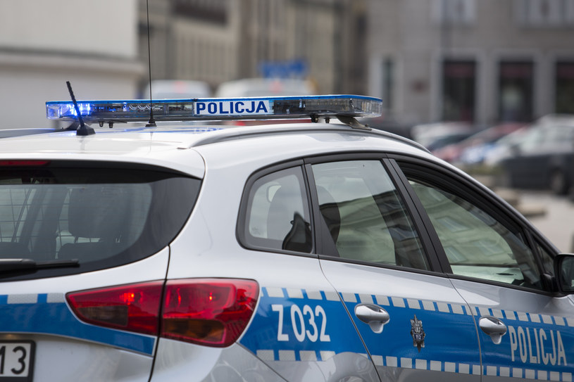 Policja /Andrzej Hulimka/Reporter /Reporter