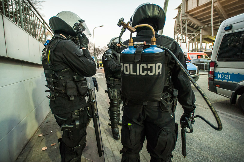 Policja /Fot. Karol Makurat/REPORTER /East News