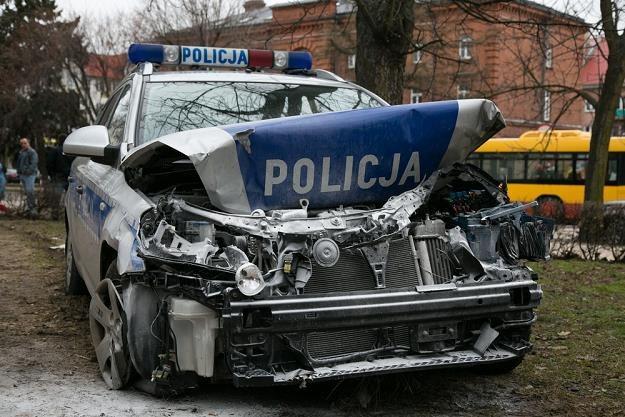 Policjanci będą się uczyć bezpiecznej jazdy / Fot: Marek Maliszewski /Reporter