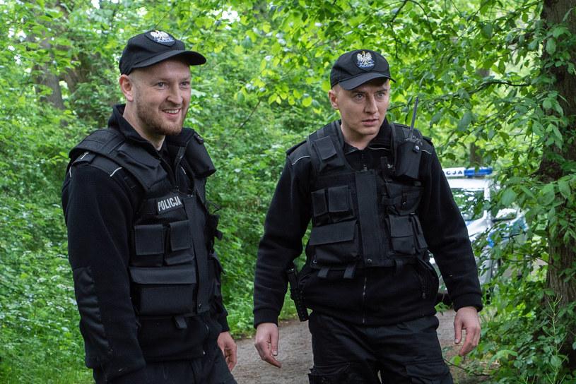 """""""Policjanci i policjantki"""" /materiały prasowe"""