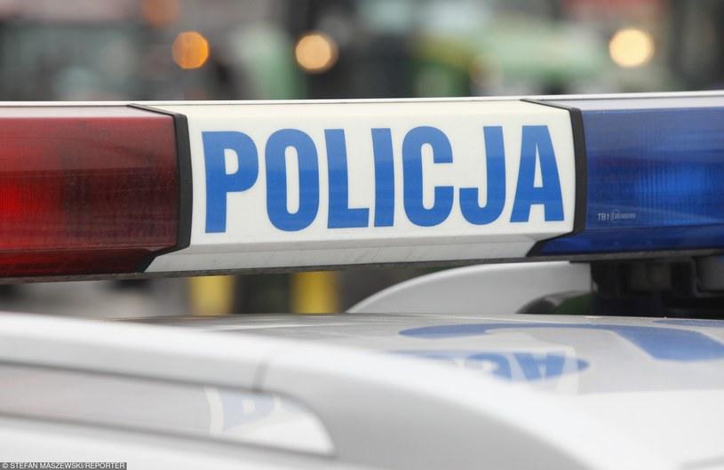 Policjanci musieli zakończyć kłótnię kierowców /Stefan Maszewski /Reporter