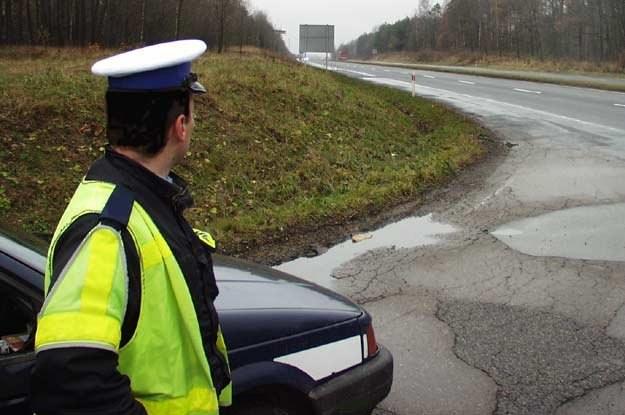 Policjanci muszą wypisywać mandaty /INTERIA.PL