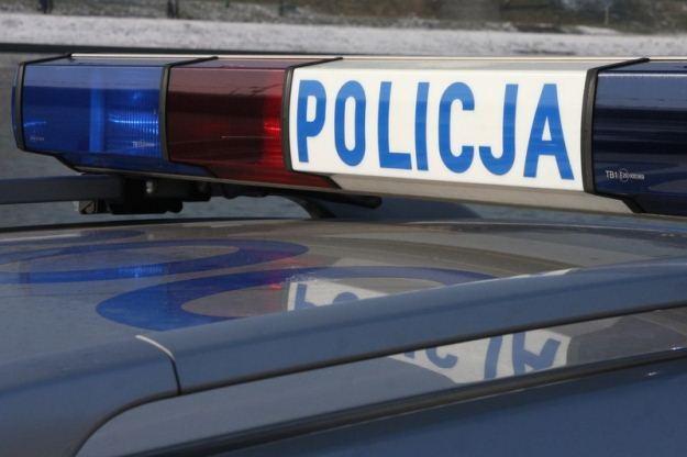 Policjanci po pościgu zatrzymali pirata / Fot: Damian Klamka /Agencja SE/East News