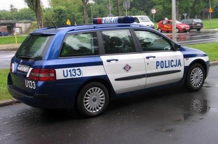 Policjanci ścigali 12-latka w maluchu /RMF/INTERIA