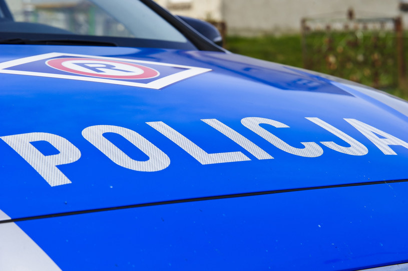 Policjanci szybko odnaleźli samochód /Stanisław Bielski /Reporter