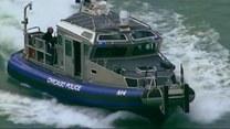 Policjanci uratowali pijanych żeglarzy