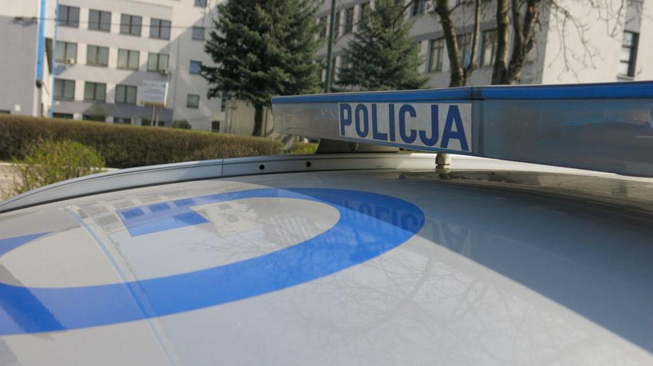 Policjanci wciąż szukają napastników z krakowskiego Kurdwanowa /Jacek Skóra /Archiwum RMF FM