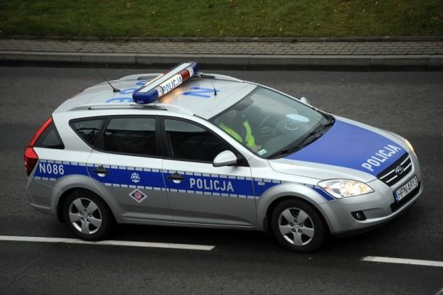 Policjanci wykorzystują radiowozy do załatwiania prywatnych spraw / Fot: Wojciech Stróżyk /Reporter