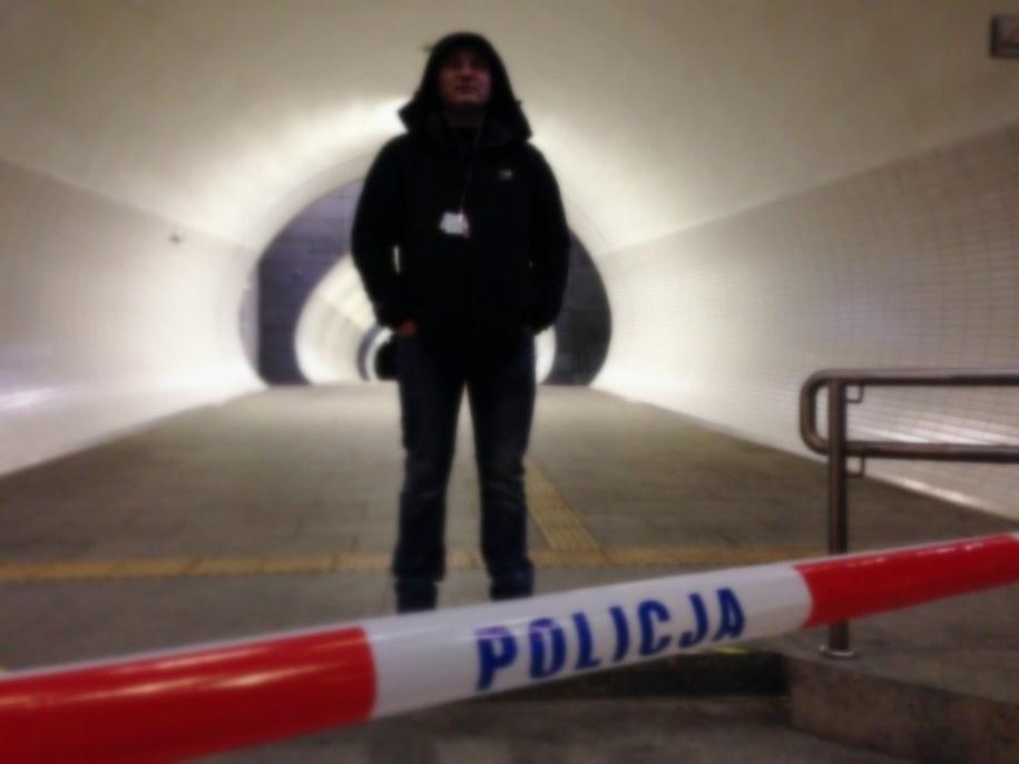 Policjanci wysuwają wobec rządzących sześć postulatów /RMF FM