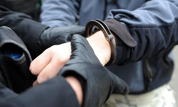 Policjanci z Białegostoku zatrzymali 20-latka / Marcin Bielecki    /PAP