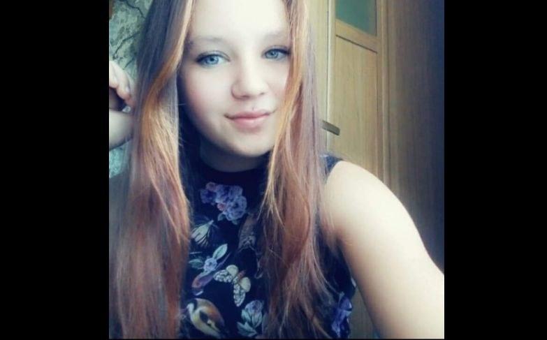 Policjanci z Lęborka szukają zaginionej 15-letniej Dagmary Miotk /KPP Lębork /materiały prasowe