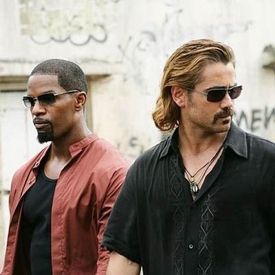 """""""Policjanci z Miami"""" AD 2006 - Jamie Foxx i Colin Farrell /"""