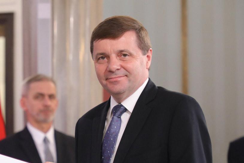 Policjanci zatrzymali sprawców znieważenia posła Tomasza Ławniczaka /Piotr Molecki /East News